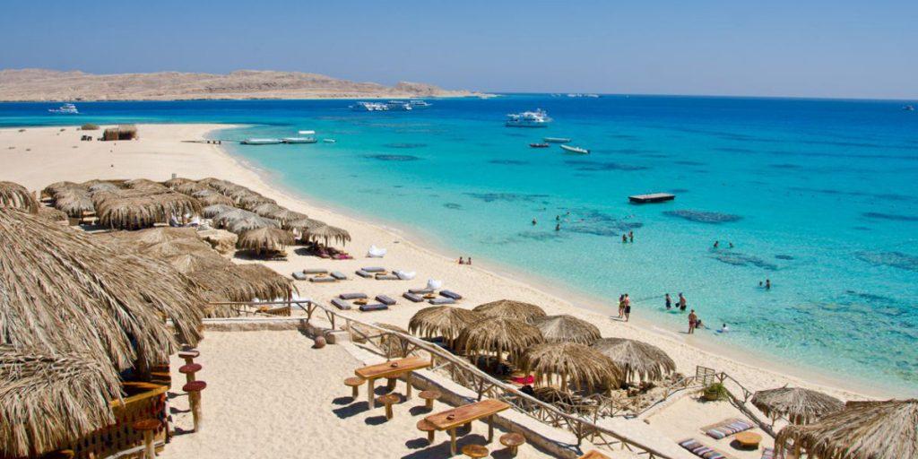 insula paradisului egipt