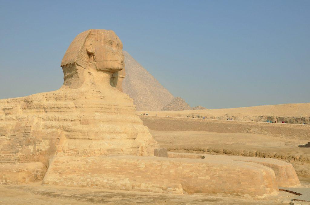 egipt cairo piramide