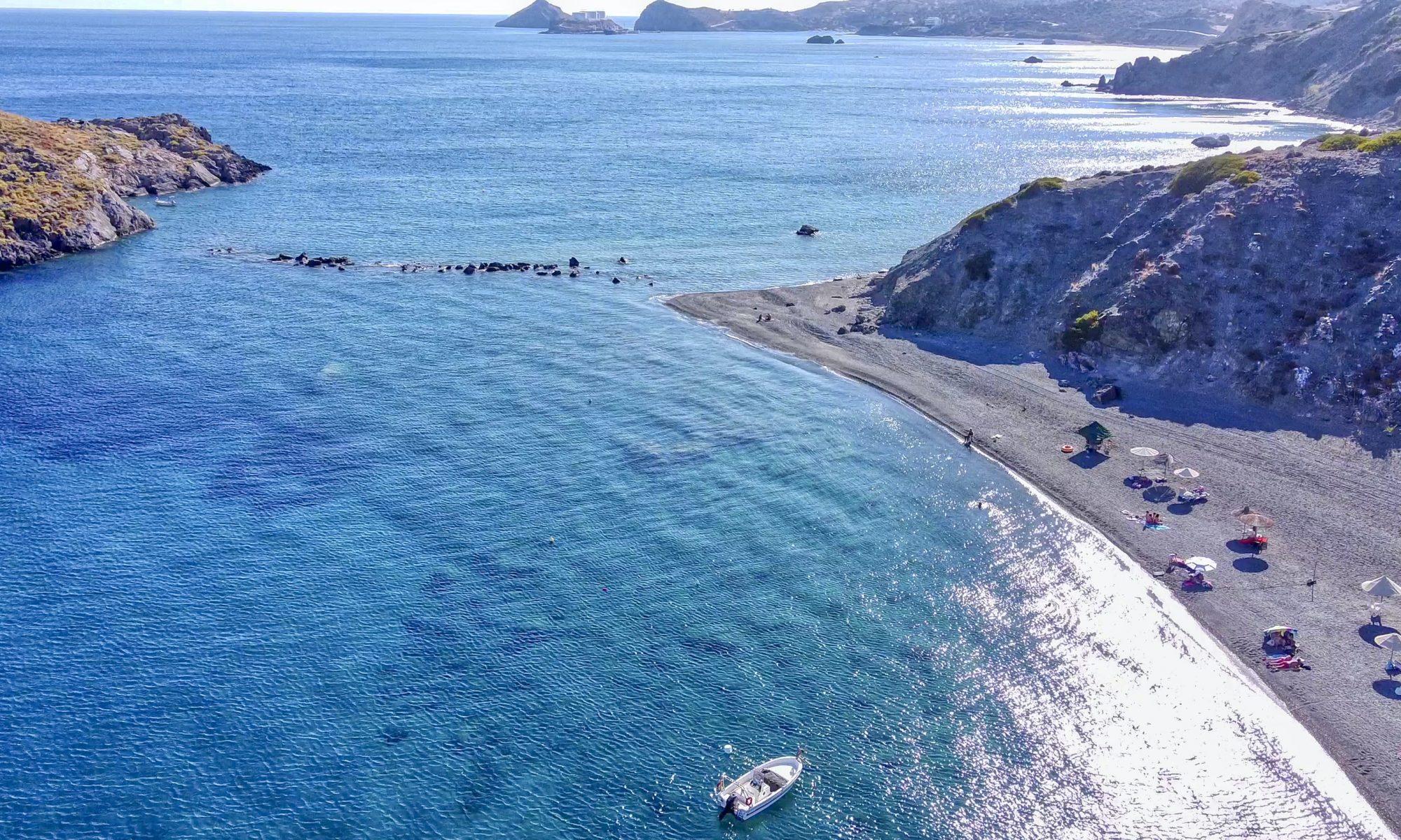 plaja heraklion