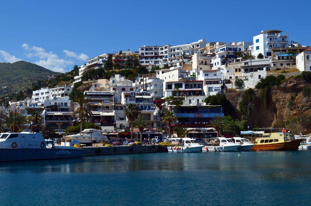 Creta, Agia Galini, Mare, Vacanta,