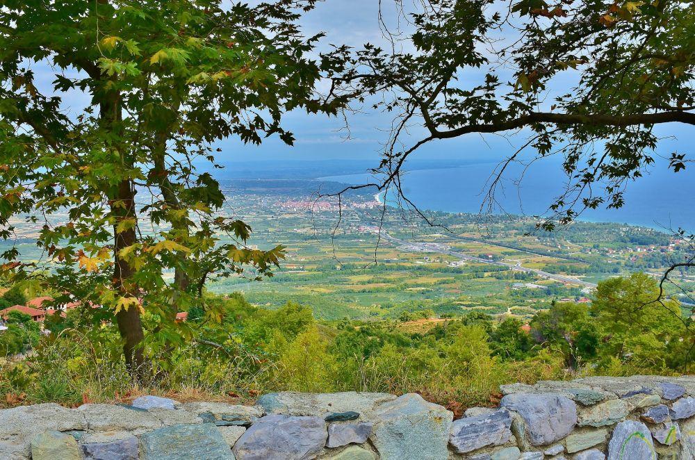 Marea vedere la Marea Egee Nei