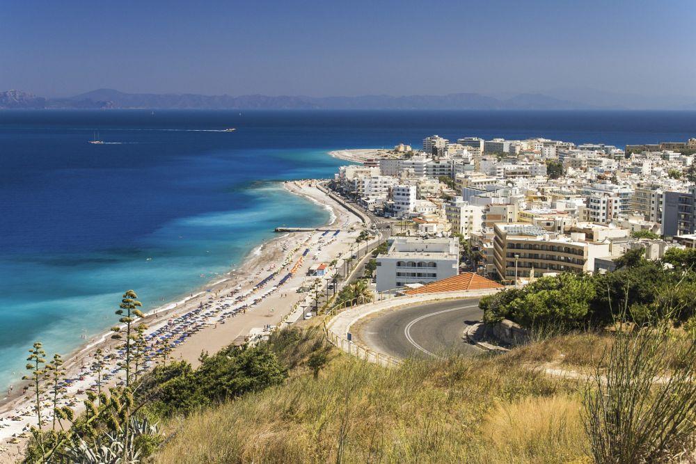 Rhodos Grecia Peisaj