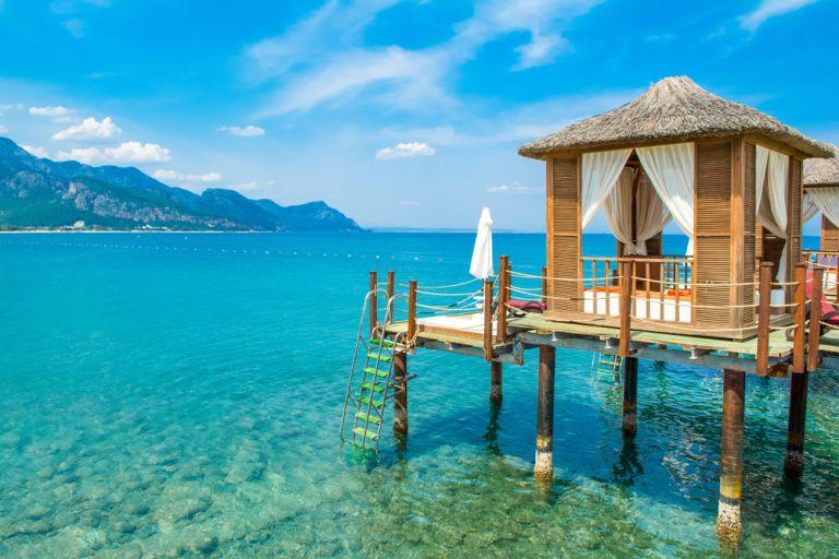 Ce pot face turiștii în vacanța lor din Antalya
