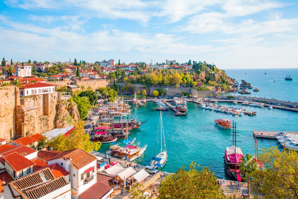Atracții și obiective turistice în Antalya de neratat