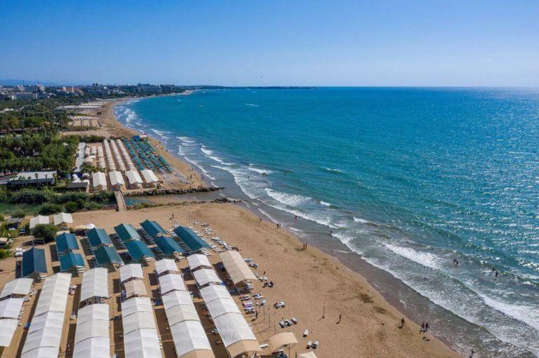 topul celor mai frumoase plaje din Turcia