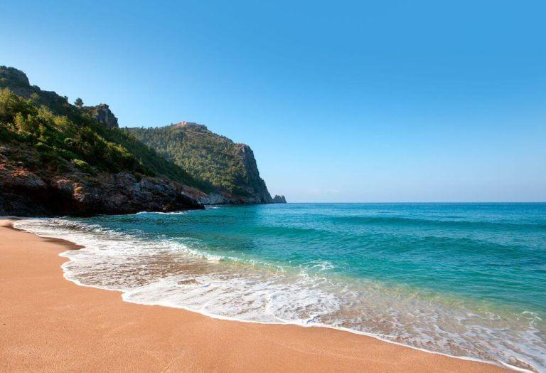 plajă feerică pe meleagurile turcești