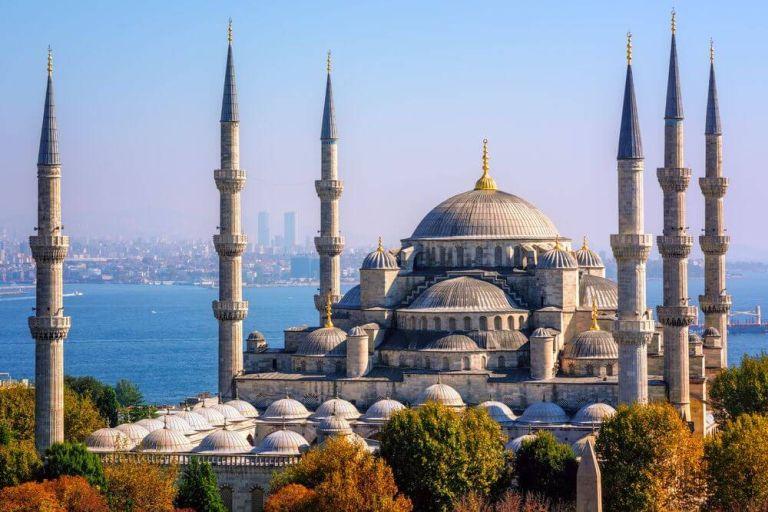 Moscheea Albastră, moscheea națională a Turciei