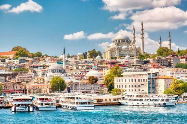 Istanbul, unul dintre cele mai atractive orașe turistice din Turcia